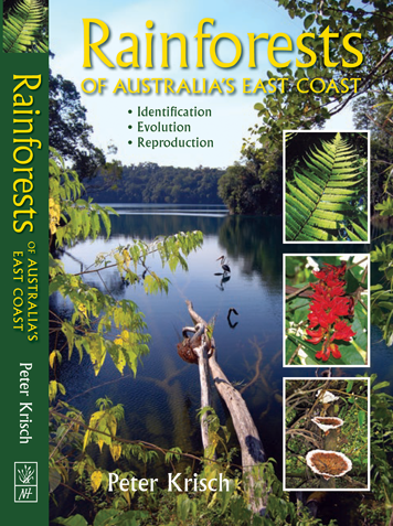 Rainforests of Australia's East Coast Cover