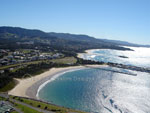 Coffs Harbour Aerial Photo NSW Australia