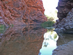 Simpsons Gap 2 'Waterhole'